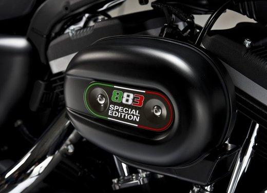 Harley-Davidson Iron 883 Special Edition - Foto 6 di 14