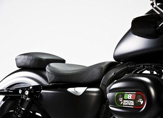 Harley-Davidson Iron 883 Special Edition - Foto 9 di 14