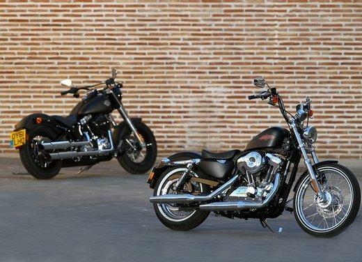 Harley Davidson Seventy-Two prova su strada della nuova Sportster - Foto 17 di 17