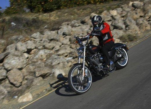 Harley Davidson Seventy-Two prova su strada della nuova Sportster - Foto 2 di 17