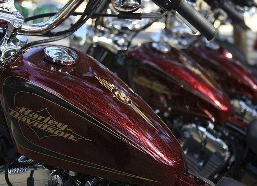 Harley Davidson Seventy-Two prova su strada della nuova Sportster - Foto 8 di 17