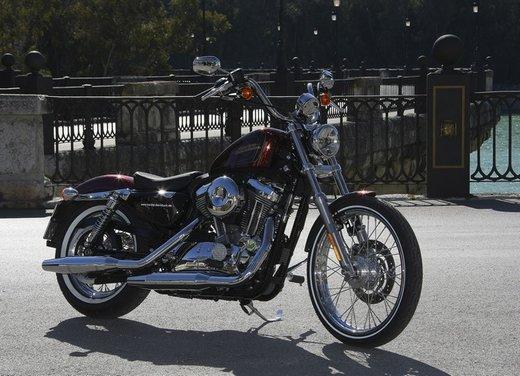 Harley Davidson Seventy-Two prova su strada della nuova Sportster - Foto 9 di 17