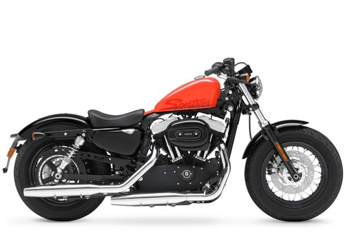 Harley-Davidson Sportster Forty-Eight - Foto 3 di 20