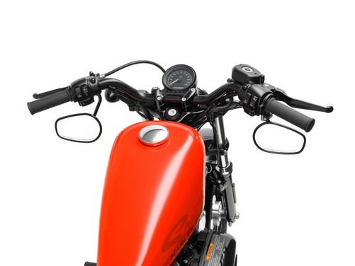Harley-Davidson Sportster Forty-Eight - Foto 5 di 20