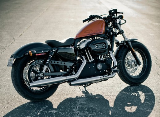 Harley-Davidson Sportster Forty-Eight - Foto 9 di 20
