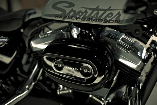 Harley-Davidson Sportster Forty-Eight - Foto 11 di 20