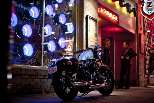 Harley-Davidson Sportster Forty-Eight - Foto 18 di 20