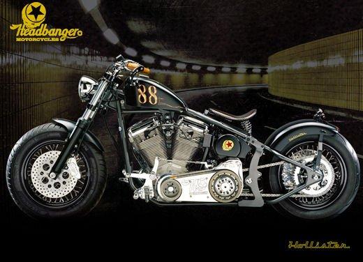 Headbanger Hollister - Foto 1 di 14