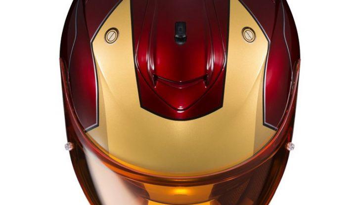 HJC Ironman, Capitan America e The Punisher: caschi Marvel! - Foto 2 di 16