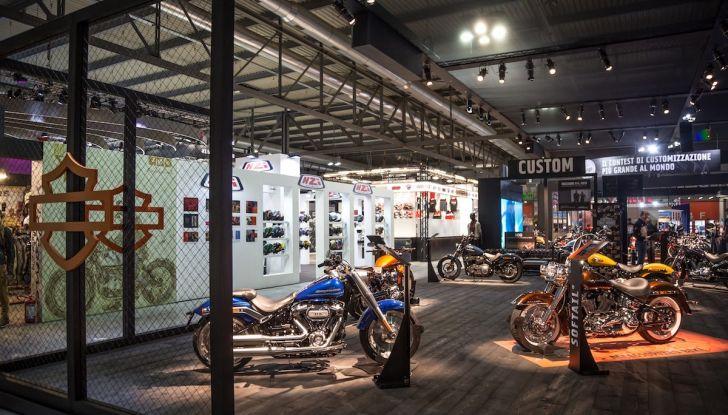 EICMA 2018: LiveWire, una Harley-Davidson elettrica - Foto 1 di 29