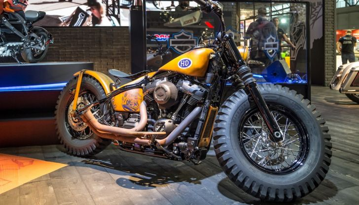 EICMA 2018: LiveWire, una Harley-Davidson elettrica - Foto 10 di 29