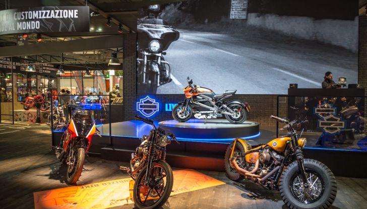 EICMA 2018: LiveWire, una Harley-Davidson elettrica - Foto 11 di 29