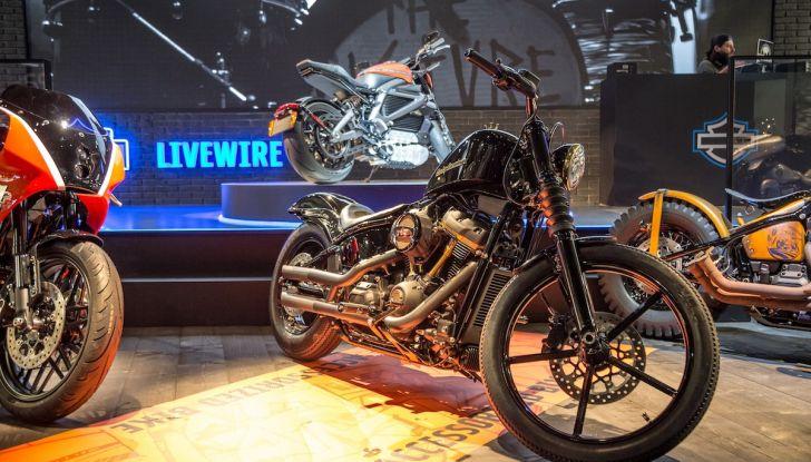EICMA 2018: LiveWire, una Harley-Davidson elettrica - Foto 12 di 29