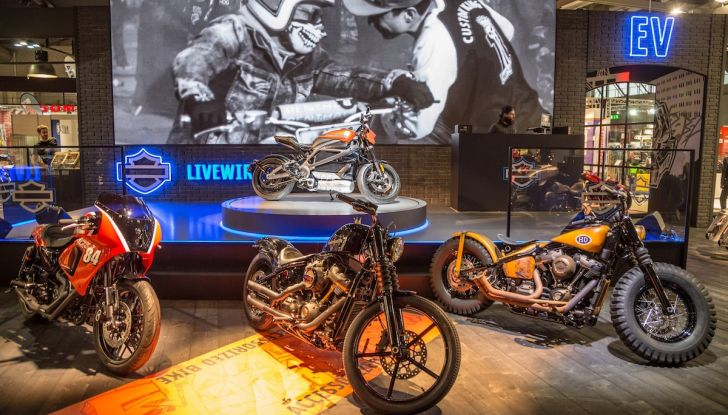 EICMA 2018: LiveWire, una Harley-Davidson elettrica - Foto 13 di 29