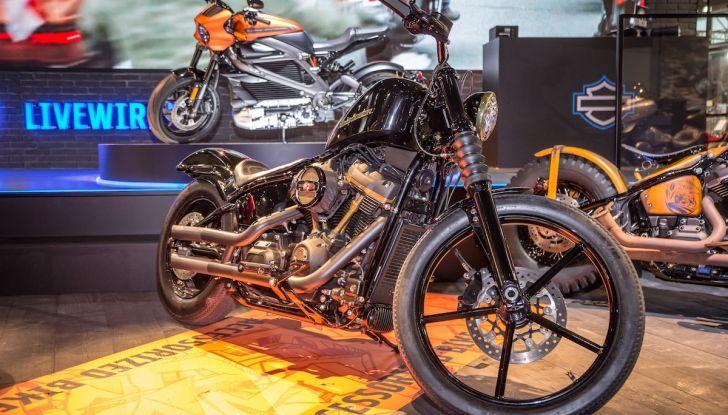 EICMA 2018: LiveWire, una Harley-Davidson elettrica - Foto 14 di 29
