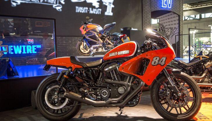 EICMA 2018: LiveWire, una Harley-Davidson elettrica - Foto 15 di 29