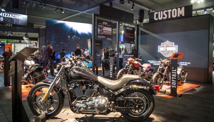 EICMA 2018: LiveWire, una Harley-Davidson elettrica - Foto 18 di 29