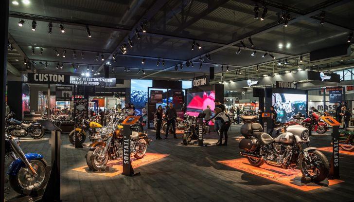 EICMA 2018: LiveWire, una Harley-Davidson elettrica - Foto 2 di 29