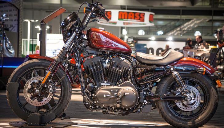 EICMA 2018: LiveWire, una Harley-Davidson elettrica - Foto 22 di 29