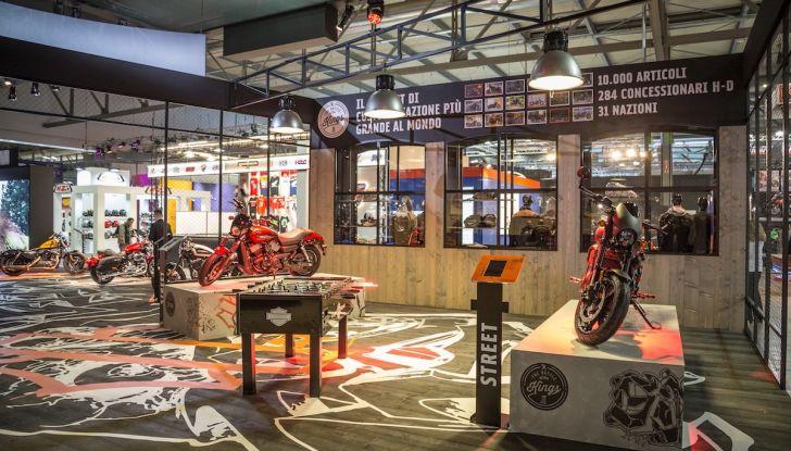 EICMA 2018: LiveWire, una Harley-Davidson elettrica - Foto 23 di 29