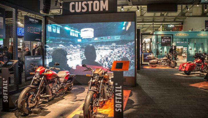 EICMA 2018: LiveWire, una Harley-Davidson elettrica - Foto 25 di 29