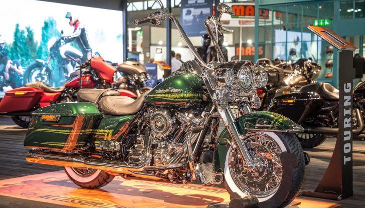 EICMA 2018: LiveWire, una Harley-Davidson elettrica - Foto 27 di 29