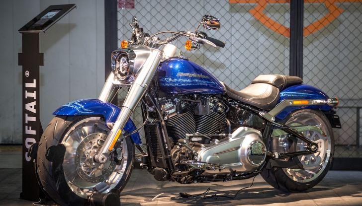 EICMA 2018: LiveWire, una Harley-Davidson elettrica - Foto 28 di 29