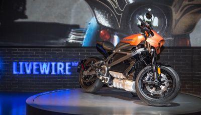 EICMA 2018: LiveWire, una Harley-Davidson elettrica