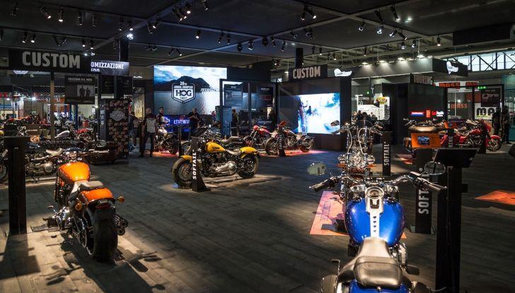 EICMA 2018: LiveWire, una Harley-Davidson elettrica - Foto 5 di 29