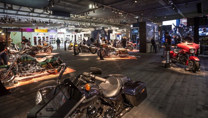 EICMA 2018: LiveWire, una Harley-Davidson elettrica - Foto 6 di 29