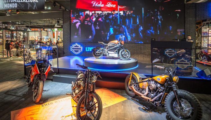 EICMA 2018: LiveWire, una Harley-Davidson elettrica - Foto 7 di 29