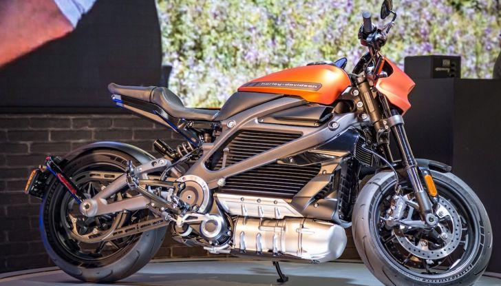EICMA 2018: LiveWire, una Harley-Davidson elettrica - Foto 8 di 29