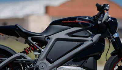 Harley Davidson LiveWire: in arrivo la moto elettrica