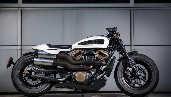 Harley-Davidson Pan America 1250 e le More Roads: pronti al 2020 - Foto 4 di 8