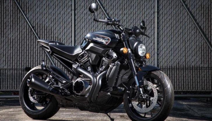 Harley-Davidson Pan America 1250 e le More Roads: pronti al 2020 - Foto 5 di 8