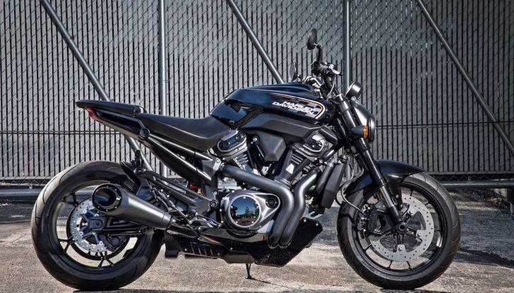Harley-Davidson Pan America 1250 e le More Roads: pronti al 2020 - Foto 2 di 8