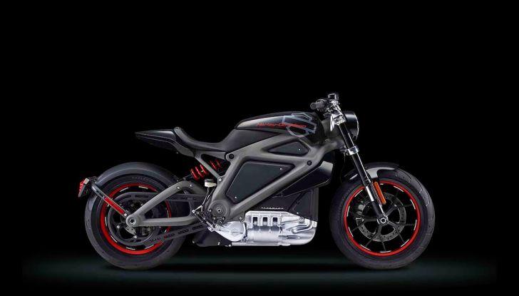 Harley-Davidson Pan America 1250 e le More Roads: pronti al 2020 - Foto 7 di 8