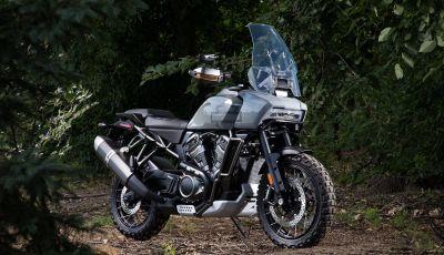 Harley-Davidson Pan America 1250 e le More Roads: pronti al 2020