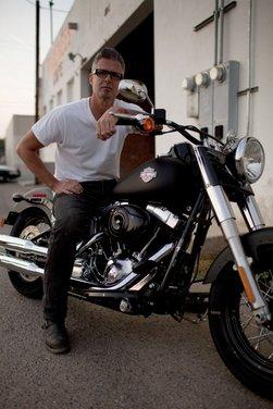 Harley Davidson Softail Slim - Foto 49 di 49