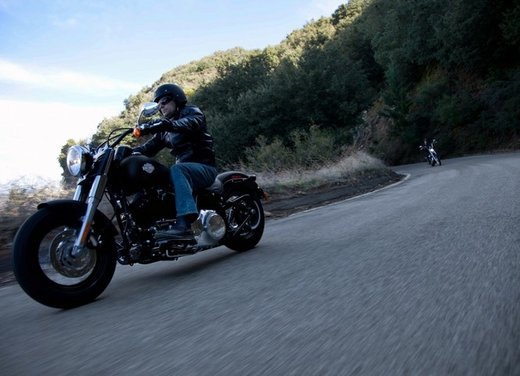 Harley Davidson Softail Slim - Foto 8 di 49