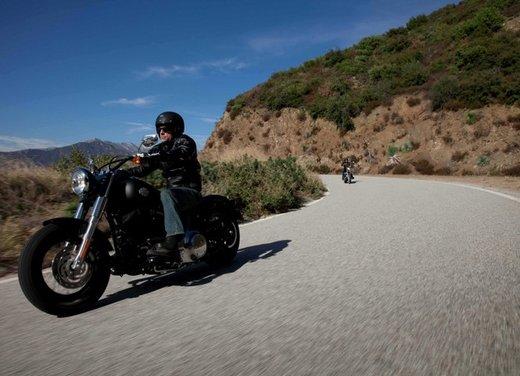 Harley Davidson Softail Slim - Foto 2 di 49