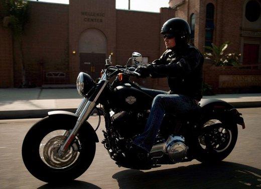 Harley Davidson Softail Slim - Foto 11 di 49