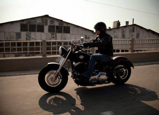 Harley Davidson Softail Slim - Foto 13 di 49
