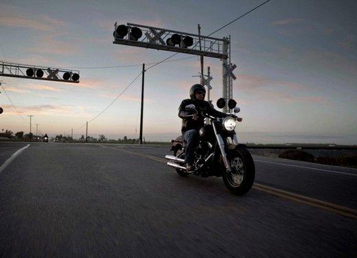 Harley Davidson Softail Slim - Foto 15 di 49