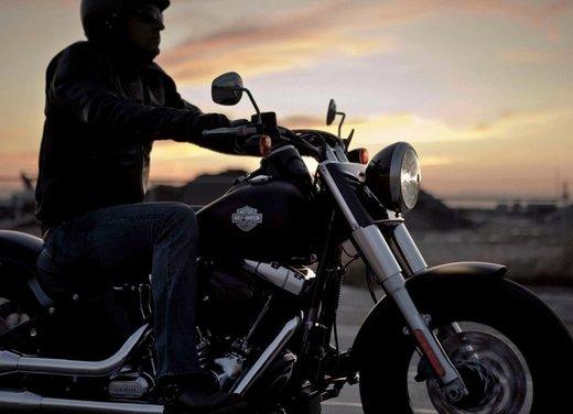 Harley Davidson Softail Slim - Foto 16 di 49