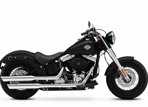Harley Davidson Softail Slim - Foto 26 di 49