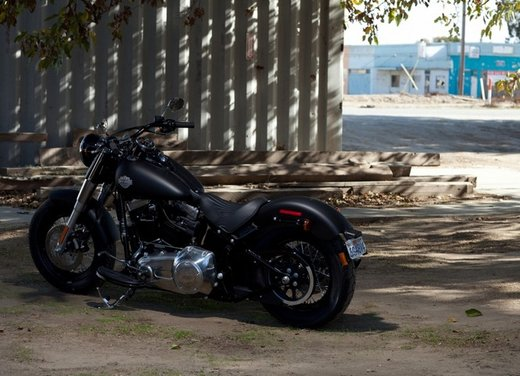 Harley Davidson Softail Slim - Foto 21 di 49