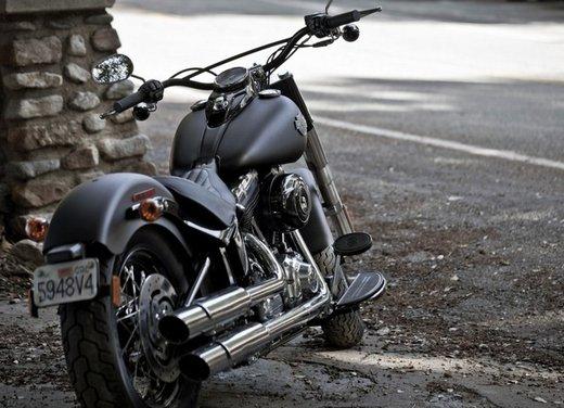 Harley Davidson Softail Slim - Foto 25 di 49
