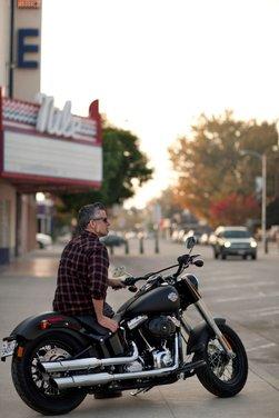 Harley Davidson Softail Slim - Foto 41 di 49