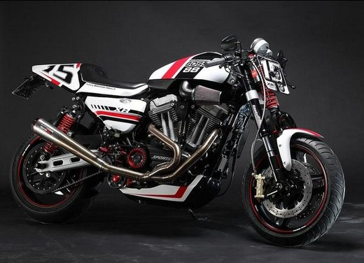 Harley Davidson XR 1200 Boss 88 by Freespirits